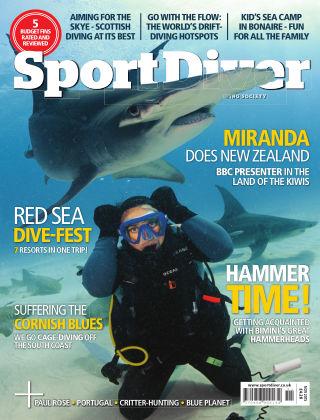 Sport Diver November 2015