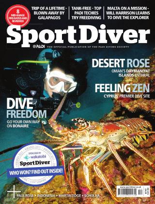 Sport Diver December 2015