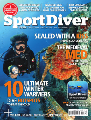 Sport Diver January 2016