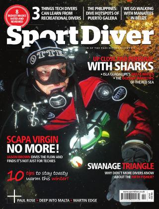 Sport Diver February 2016