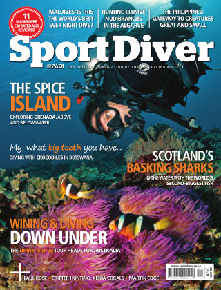 Sport Diver March 2016