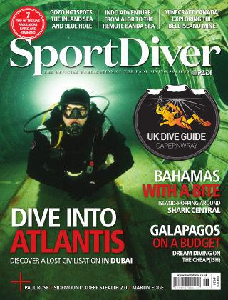 Sport Diver June 2016