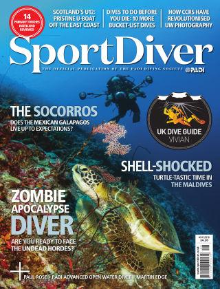 Sport Diver August 2016
