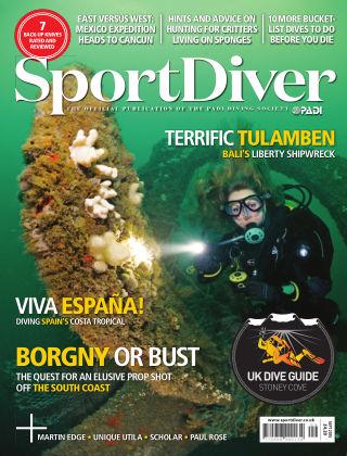 Sport Diver September 2016