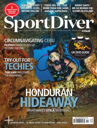 Sport Diver October 2016