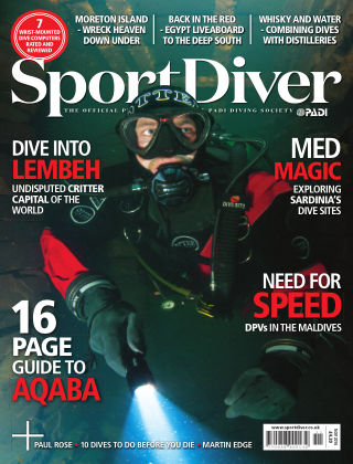 Sport Diver November 2016