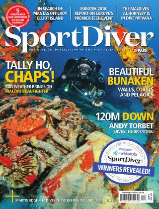 Sport Diver December 2016
