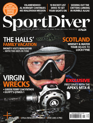 Sport Diver January 2017
