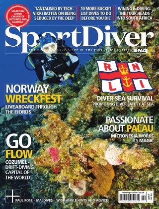 Sport Diver February 2017