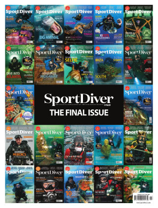 Sport Diver March 2017