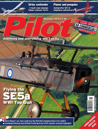 Pilot November 2014