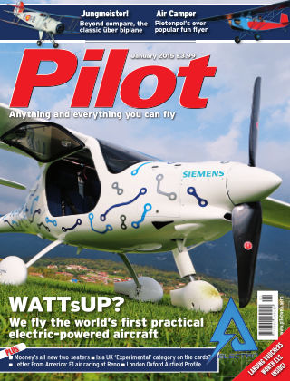 Pilot January 2015