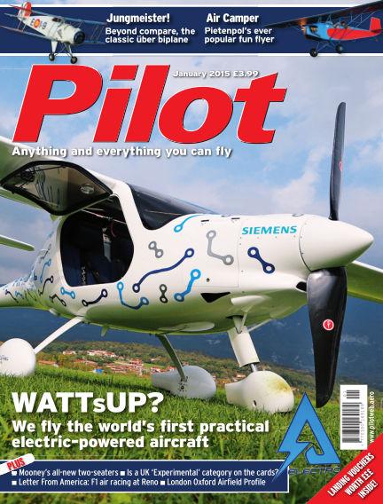 Pilot December 03, 2014 00:00