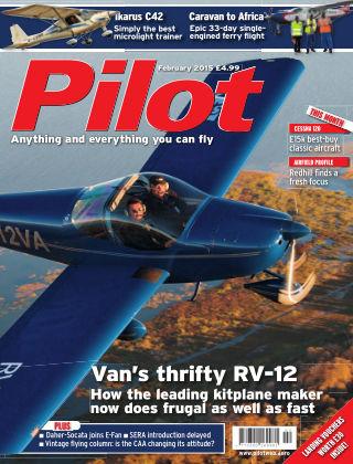 Pilot February 2015