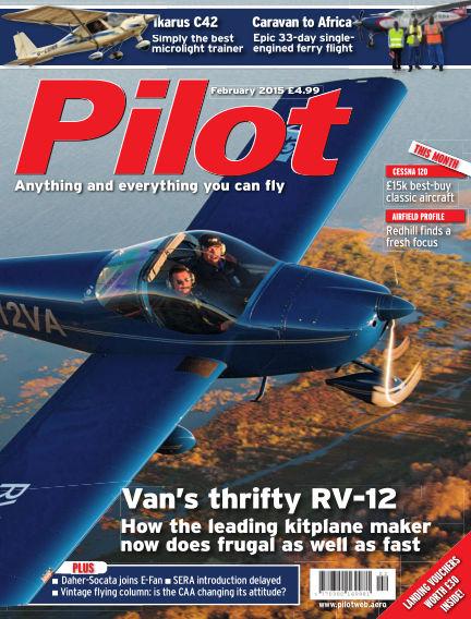 Pilot January 02, 2015 00:00