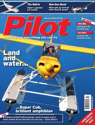 Pilot March 2015