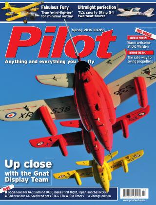 Pilot Spring 2015