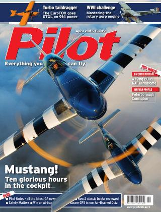 Pilot April 2015