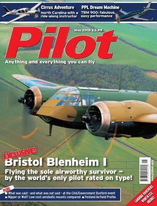 Pilot May 2015