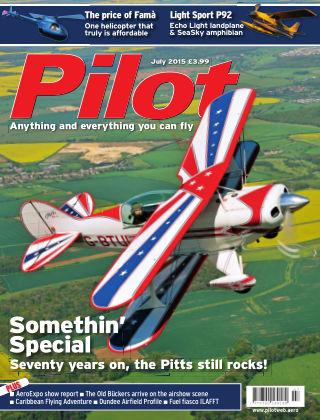 Pilot July 2015