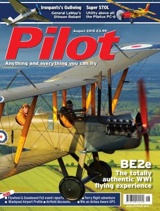 Pilot August 2015