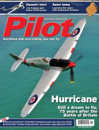 Pilot September 2015