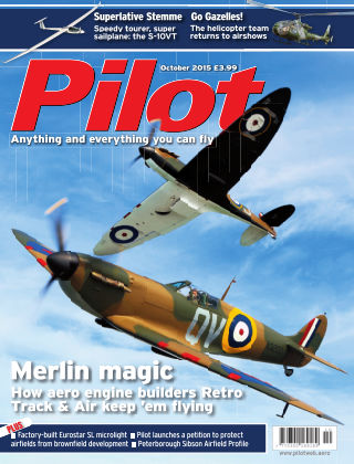 Pilot October 2015