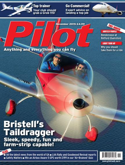 Pilot October 07, 2015 00:00