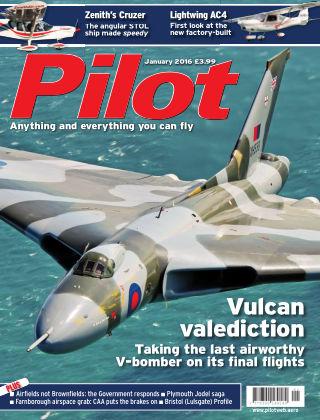 Pilot January 2016
