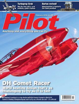 Pilot February 2016