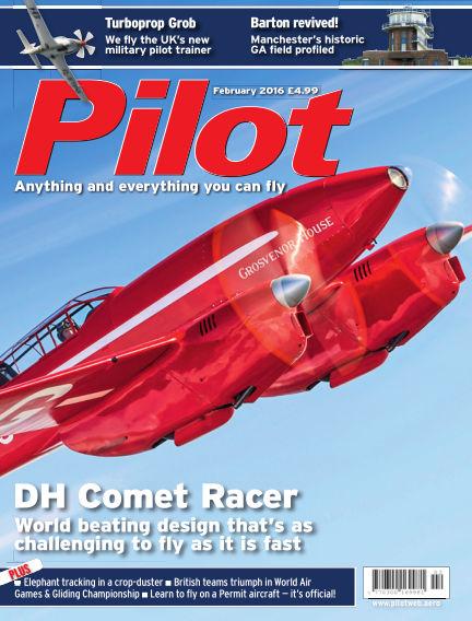 Pilot January 05, 2016 00:00