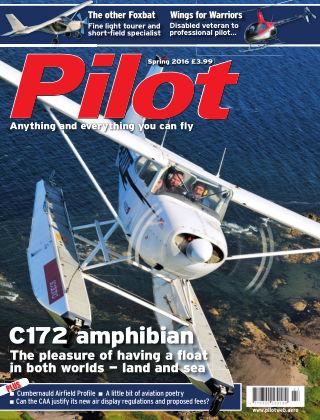 Pilot Spring 2016