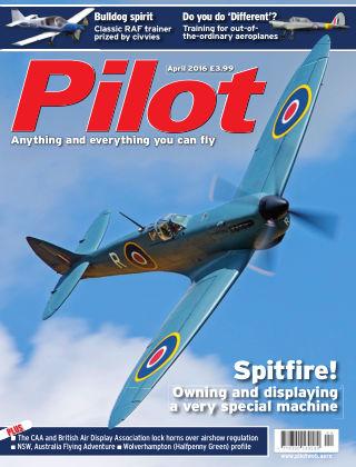 Pilot April 2016