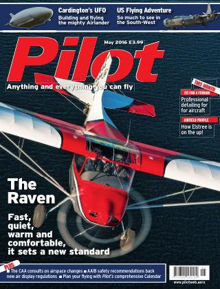 Pilot May 2016