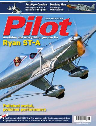 Pilot June 2016
