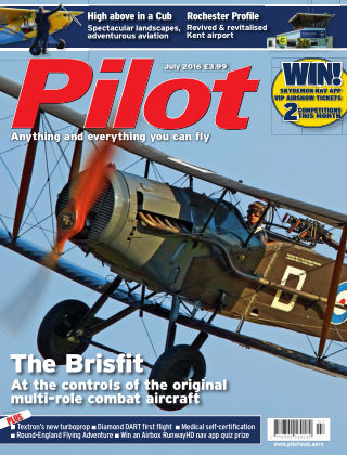 Pilot July 2016