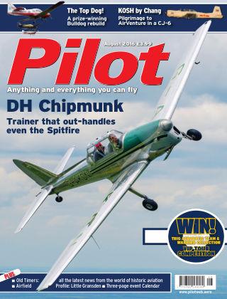 Pilot August 2016