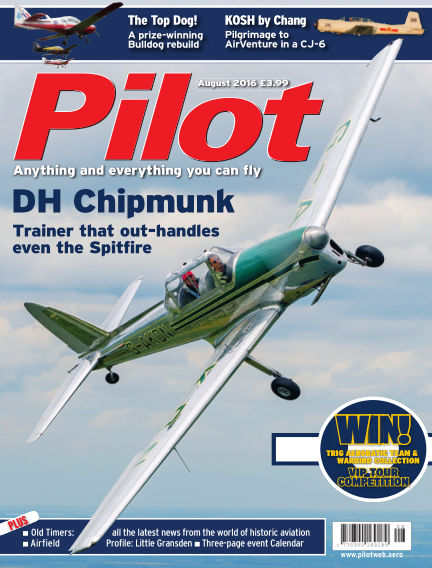 Pilot July 13, 2016 00:00
