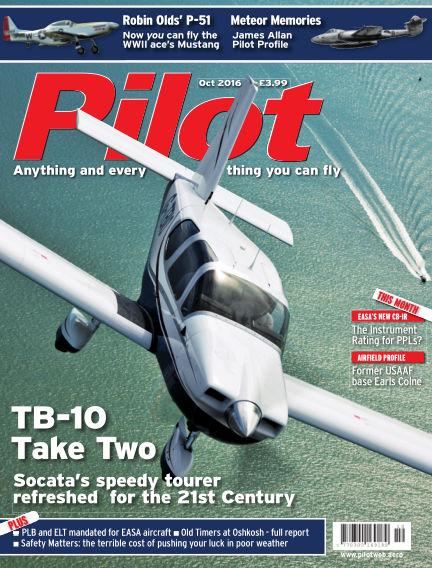 Pilot September 07, 2016 00:00