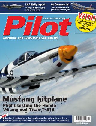 Pilot November 2016