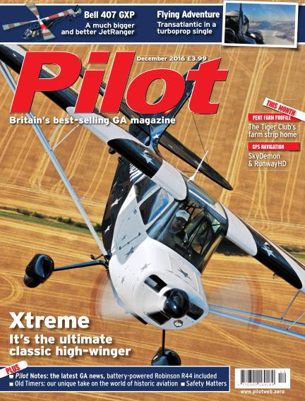 Pilot November 02, 2016 00:00