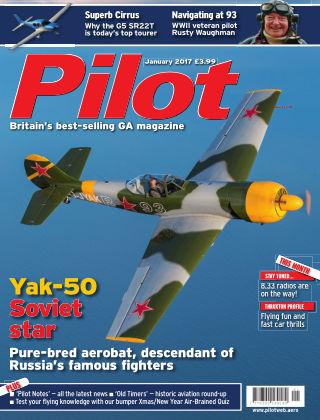 Pilot January 2017