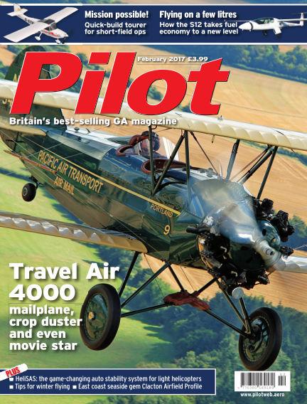 Pilot January 04, 2017 00:00