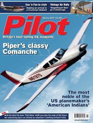 Pilot Spring 2017