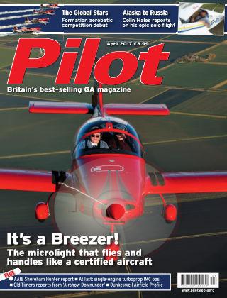 Pilot April 2017