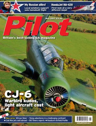 Pilot May 2017
