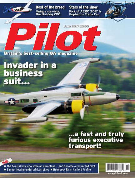 Pilot May 17, 2017 00:00
