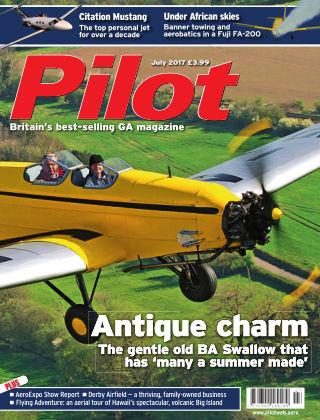 Pilot July 2017