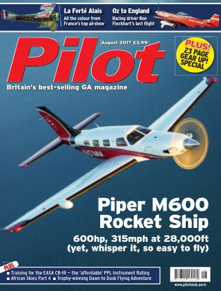 Pilot August 2017