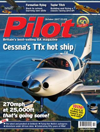 Pilot October 2017